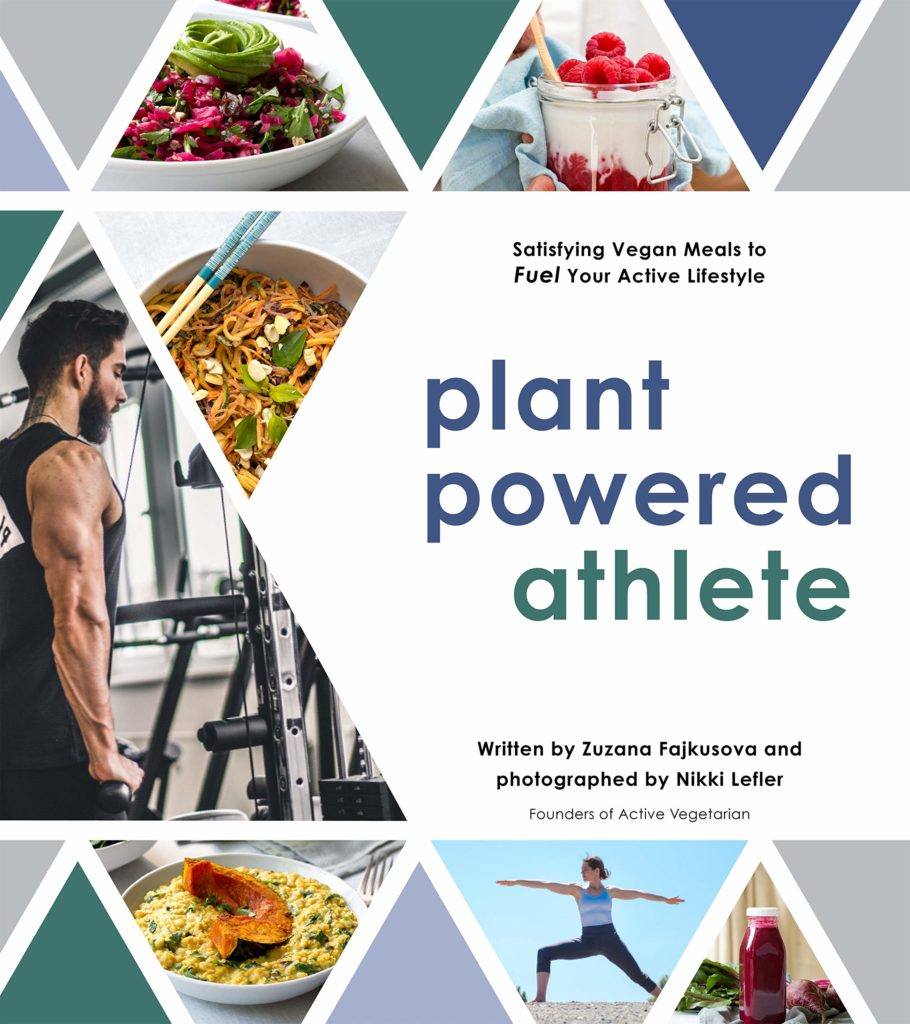 plant powered athlete book