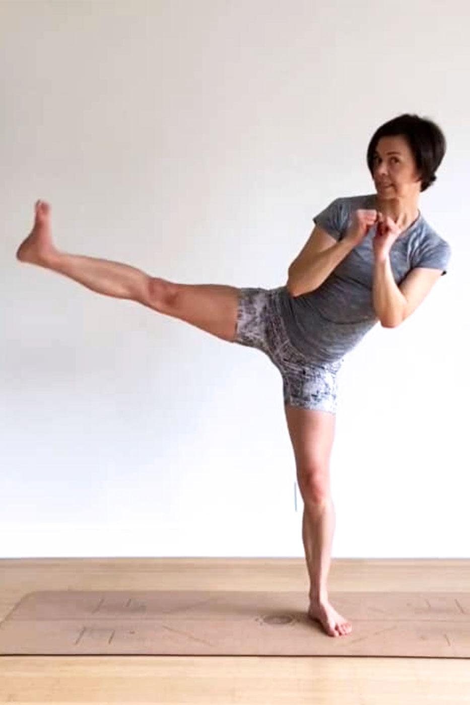 Cardio Kickboxing & Strength Workout