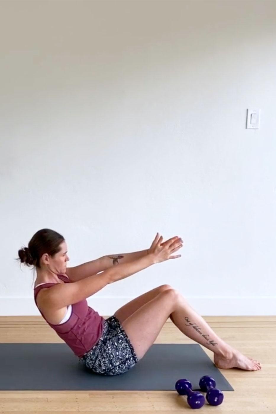 pelvic floor strengthening workout